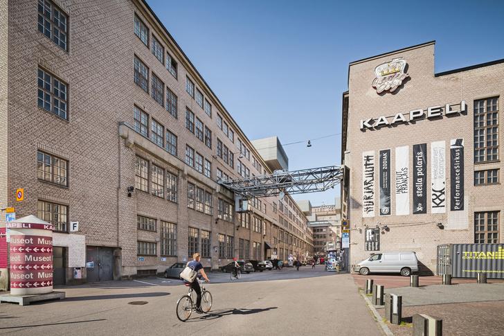 Фото №9 - Дочь Балтики: 15 интересных мест в Хельсинки