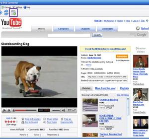 Фото №1 - Телевизор с доступом к YouTube
