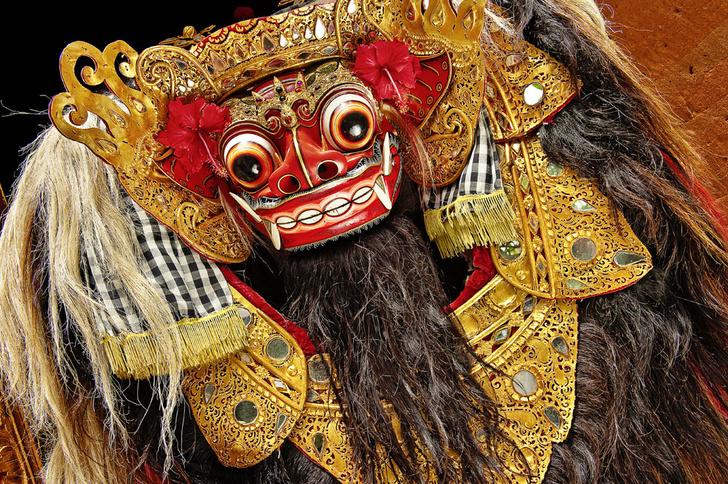 Фото №6 - Личное влияние: 11 ритуальных масок