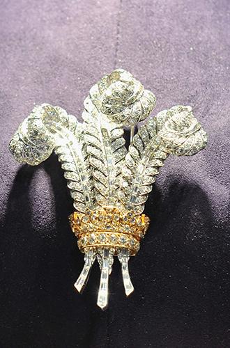 Фото №17 - Королевские драгоценности Элизабет Тейлор