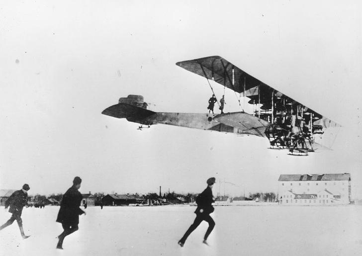 Фото №3 - Гений авиации, изгнанник и патриот: все жизни Сикорского