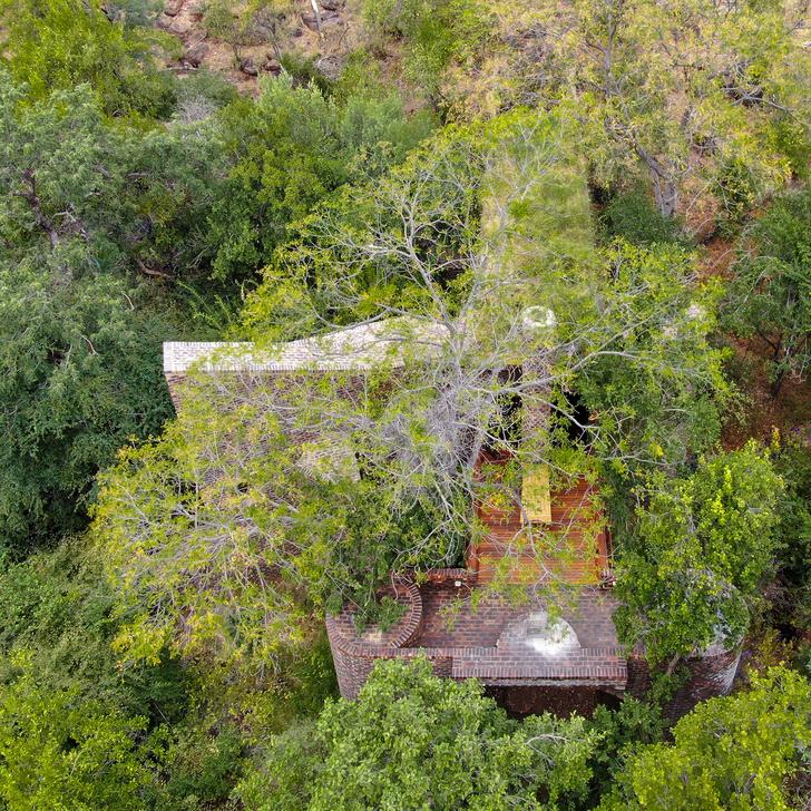 Фото №2 - Узкий дом в Южной Африке