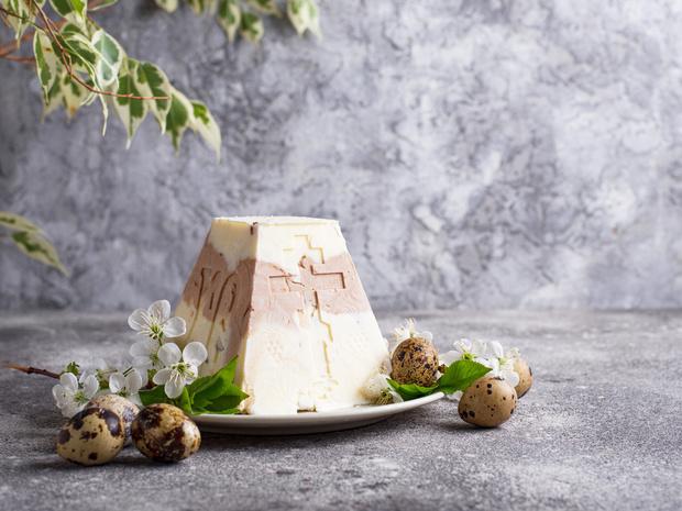 Фото №4 - Пасха творожная: 4 лучших рецепта для праздника
