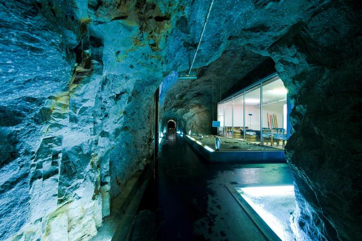 Фото №4 - Сны под землей: 6 самых необычных подземных отелей