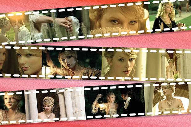 Фото №2 - Самые яркие образы Тейлор Свифт из клипов