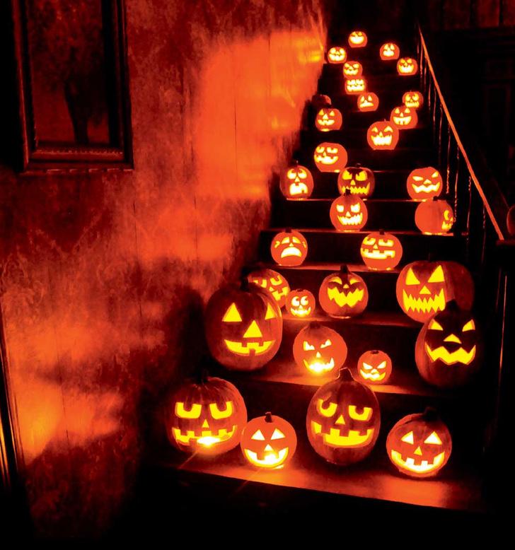 Фото №1 - Выйти из сумрака: история Хеллоуина в разных странах