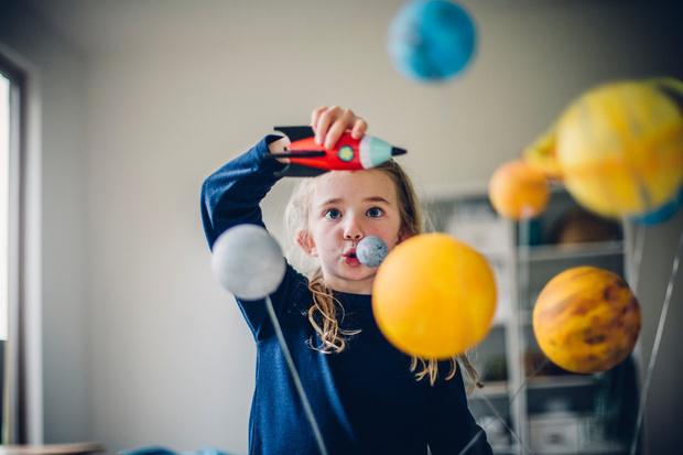 Фото №2 - Тайны звезд: знакомим малыша с астрономией