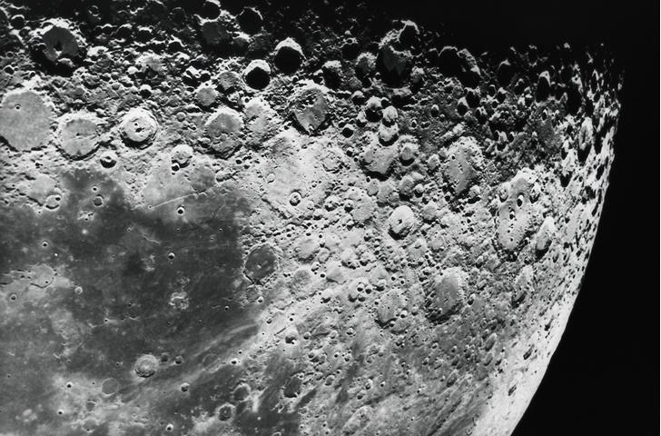 Фото №1 - Была ли жизнь на Луне? Кажется, да