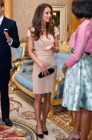Фото №69 - Любимые бренды одежды герцогини Кембриджской