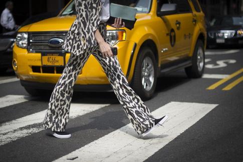 Уличный стиль Нью-Йорка