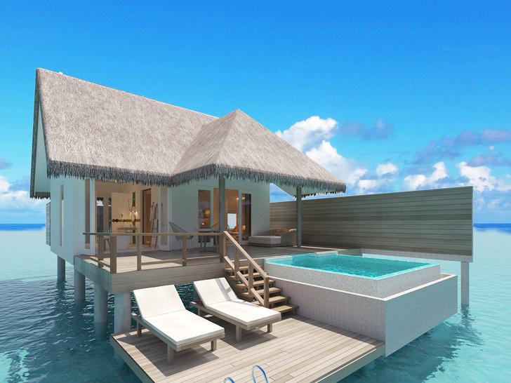 Фото №1 - Отель Sun Aqua Iru Veli Maldives открывается в ноябре