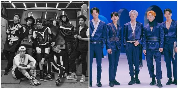 Фото №12 - 13 айдол-групп, которые круто изменились со времени их дебюта