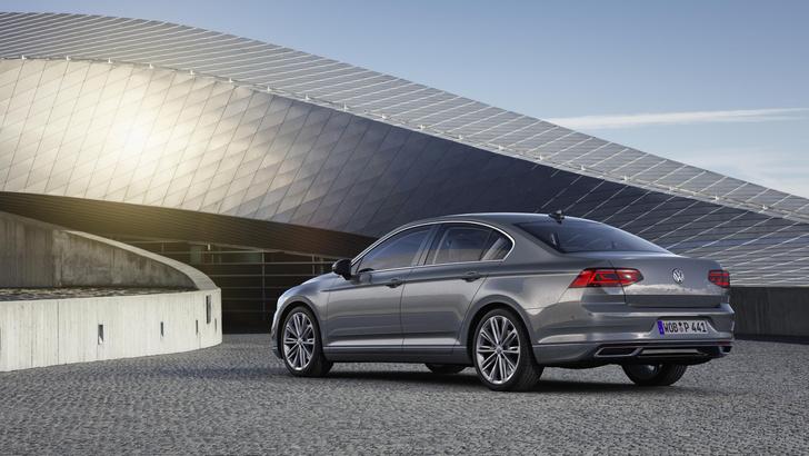 Фото №6 - Семь нордически выдержанных фактов о Volkswagen Passat