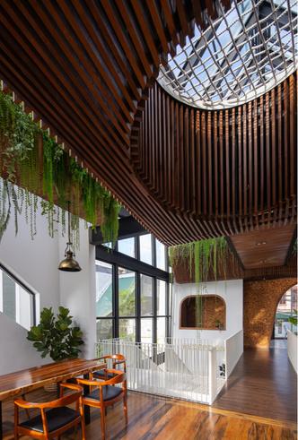 Фото №7 - Отель с перфорированными фасадами во Вьетнаме