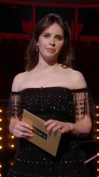 Фото №14 - BAFTA 2021: самые стильные звезды на красной дорожке церемонии