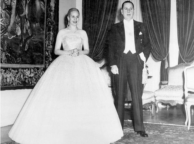 Фото №8 - Эва Перон: как провинциалка стала первой леди и королевой сердец Аргентины
