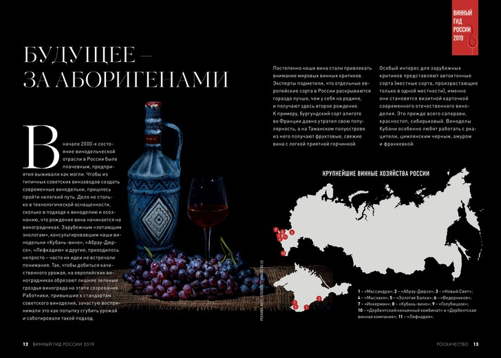Фото №7 - «Роскачество» представило «Винный гид России 2019»