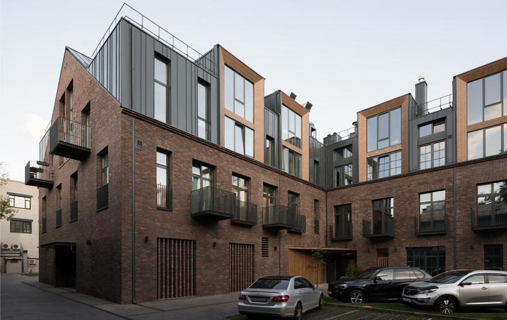 Фото №2 - Конкурс архитектуры и дизайна в «Доме на Брестской»
