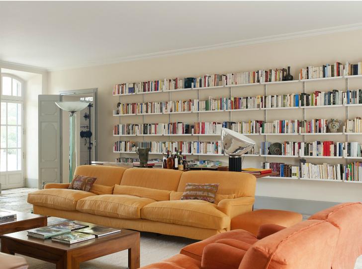 Фото №7 - Здесь живут книги: как красиво оформить домашнюю библиотеку