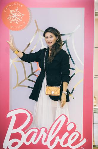 Фото №14 - Презентация капсульной коллекции Charlotte Olympia x Barbie в Москве