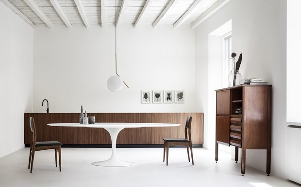 Фото №4 - Минималистская квартира в Милане