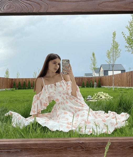 Фото №1 - В чем пойти на пикник: модная идея от Алены Венум