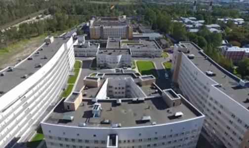 Фото №1 - В новом здании Боткинской больницы принимают первых пациентов