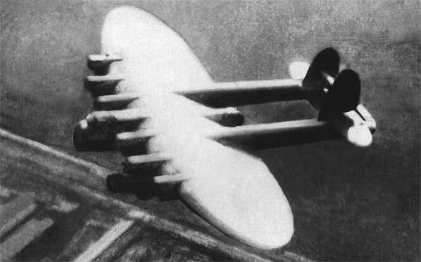 Фото №4 - Верхом на звезде: 5 необычных летательных аппаратов