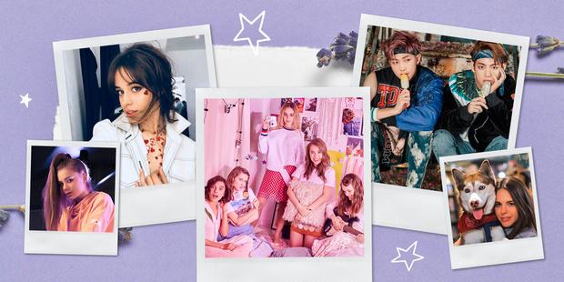 Фото №1 - Open Kids, BTS и Камила Кабелло на трех (!!!) обложках июньского номера