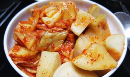 Фото №1 - Популярное блюдо корейской кухни облегчает течение СOVID-19, выяснили ученые