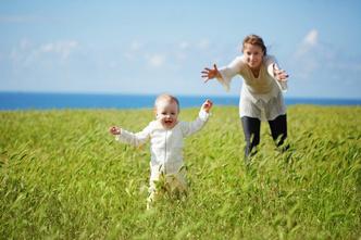 Фото №1 - На дачу с малышом