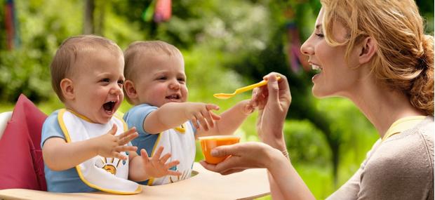 Фото №2 - Первый прикорм: органические или натуральные продукты?