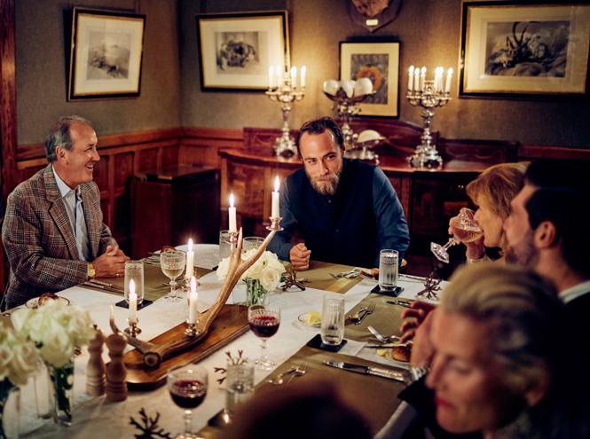Фото №9 - Джеймс Миддлтон – о своей новой жизни в Шотландии: эксклюзив Marie Claire