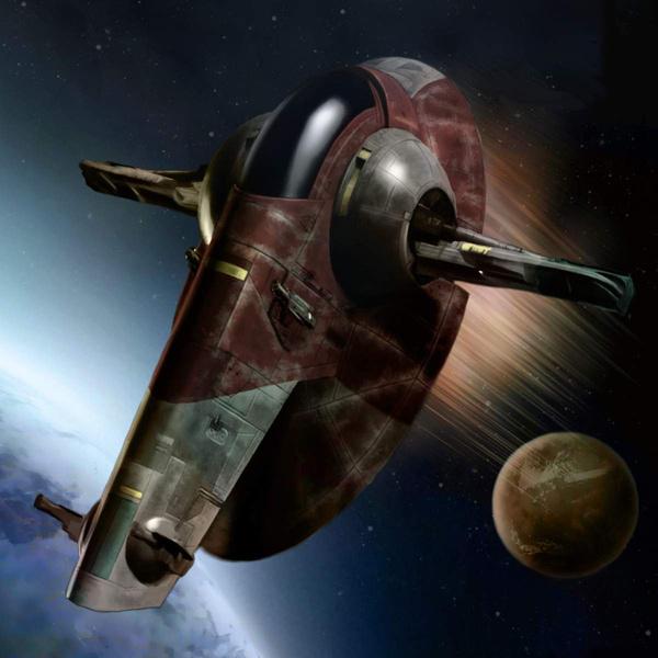 Фото №2 - Disney и Lucasfilm тайно переименовали один из кораблей в «Звездных войнах». И вот почему