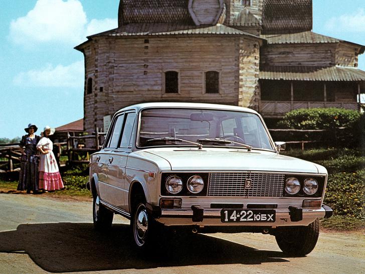 Фото №4 - 18 прозвищ автомобилей из СССР