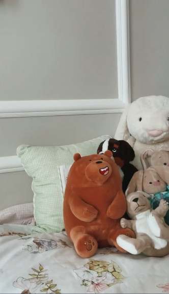 Фото №2 - Куча платьев и детский горшок: как выглядит комната 5-летней дочки Бородиной