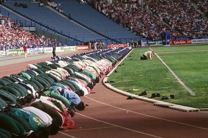 Фото №5 - Футбол по-арабски: как играют и болеют в Саудовской Аравии