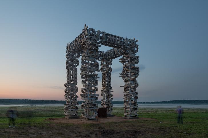 Фото №3 - «Архстояние» 2020 в Никола-Ленивце