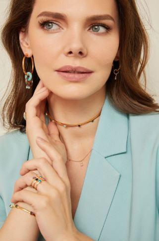 Елизавета Боярская приняла участие в съемках новой коллекции Tous