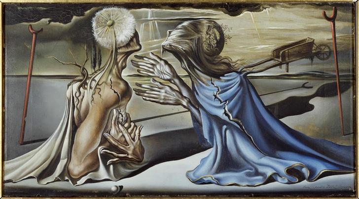 Фото №1 - Проведите 14 февраля на выставке «Сальвадор Дали. Магическое искусство» в ЦВЗ «Манеж»