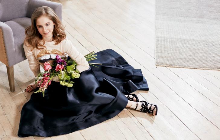 Юлия Липницкая для Elle Girl, июнь 2014