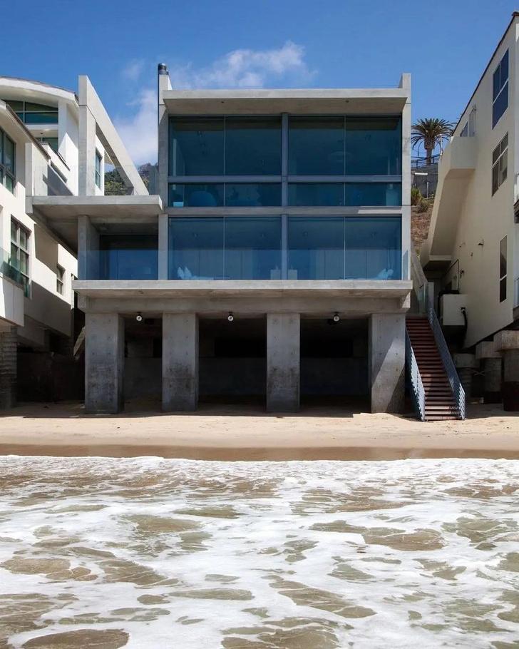 Фото №3 - Канье Уэст купил дом по проекту Тадао Андо в Малибу