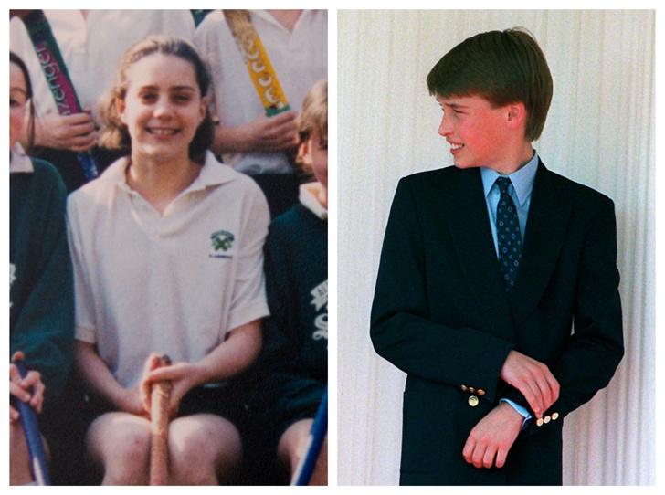 Фото №1 - Задолго до университета: когда и где на самом деле Уильям и Кейт встретились впервые
