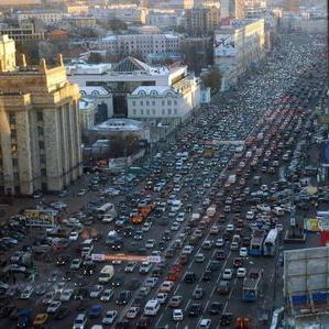Фото №1 - Весеннее тепло заморозило Москву