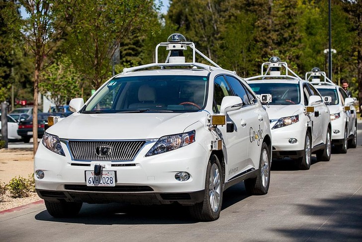 Фото №4 - Покорность машин: 10 фактов о беспилотных автомобилях