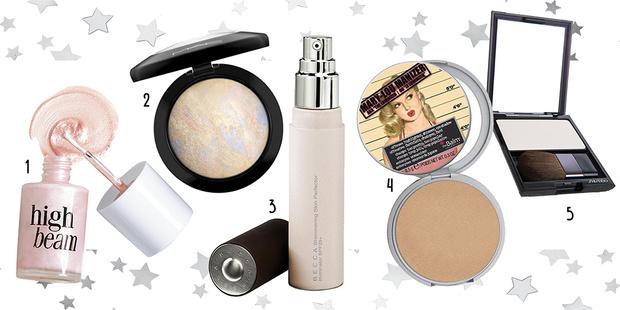 Фото №2 - 10 способов использовать хайлайтер в макияже