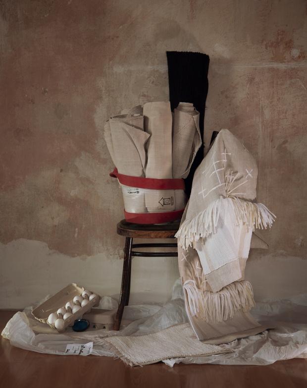 Фото №9 - Пасхальная коллекция домашнего текстиля от модной марки Litkovskaya