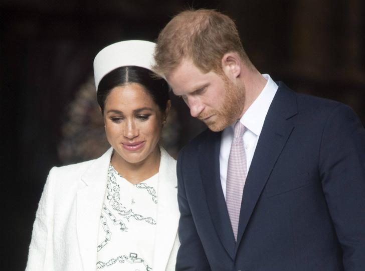 Фото №3 - Сассекские официально покидают Кенсингтонский дворец
