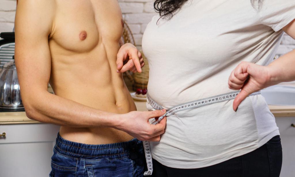 Жир на животе: почему он особо опасен