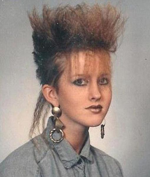 Фото №17 - Взрыв из прошлого: если в моду вернутся прически из 80-х…